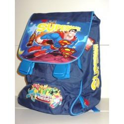 ZAINO SDOPPIABILE SUPERMAN