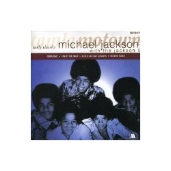 CD MICHAEL JACKSON-JACKSON 5 EARLY CLASSIC