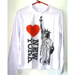 T-SHIRT I LOVE NEW YORK