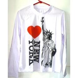 T-SHIRT I LOVE NEW YORK