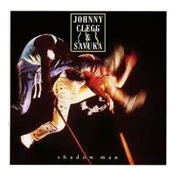 LP JOHNNY CLEGG E SAVUKA SHADOW MAN