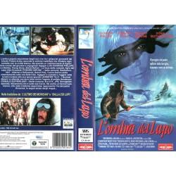 VHS L'OMBRA DEL LUPO