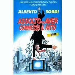 VHS ASSOLTO PER AVER COMMESSO IL FATTO