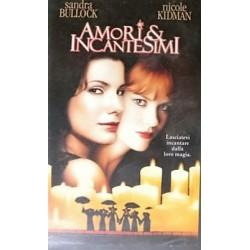 VHS AMORI E INCANTESIMI