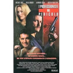 VHS I FROFESSIONISTI DEL PERICOLO