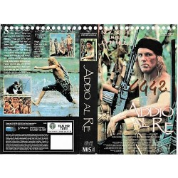 VHS ADDIO AL RE'