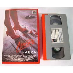 VHS AMORE E PAURA
