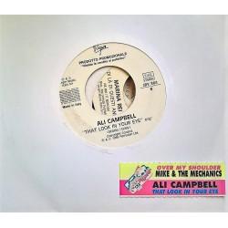 LP 45 GIRI MIKE E THE MECHANICS-ALE CAMPBELL