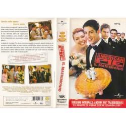 VHS AMERICAN PIE IL MATRIMONIO