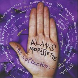 CD ALANIS MORISSETTE-THE COLLECTION