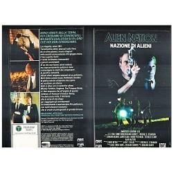 VHS ALIEN NATION NAZIONE DI ALIENI