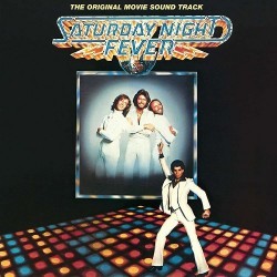 LP BEE GEES E OST SATURDAY NIGHT FEVER