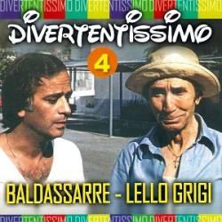 MC DIVERTENTISSIMO N.4-BALDASSARRE E LELLO GRIGI