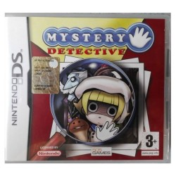GIOCO NINTENDO DS - MYSTERY DETECTIVE