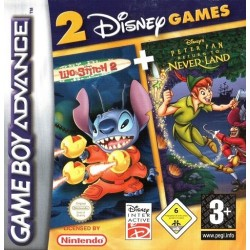 GIOCO GAME BOY ADVANCE -LILO E STITCH 2-PETER PAN RETURN