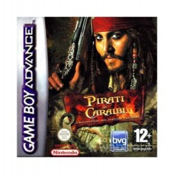 GIOCO GAME BOY ADVANCE-I PIRATI DEI CARAIBI
