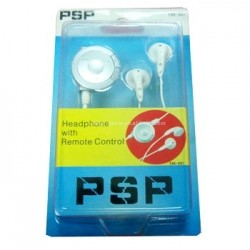 HEADPHONE REMOTE CONTROLL PSP