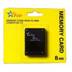 MEMORY CARD SONY PS2 8MB