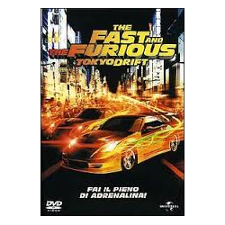 DVD THE FAST AND FURIOUS TOKIODRIFT
