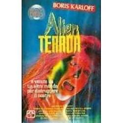 VHS ALIEN TERROR
