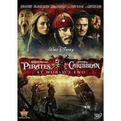 DVD PIRATI DEI CARAIBI AI CONFINI DEL MONDO