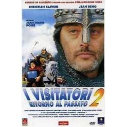 VHS I VISITATORI 2 RITORNO AL PASSATO