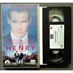 VHS A PROPOSITO DI HENRY