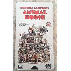 VHS ANIMAL HOUSE
