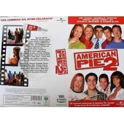 VHS AMERICAN PIE 2