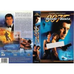 VHS 007 IL MONDO NON BASTA