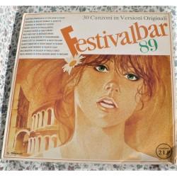 LP FESTIVALBAR 89 RCA PL 74205 (2) ITALIA
