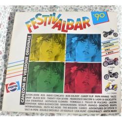 LP FESTIVALBAR 90 DOPPIO LP