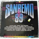 LP SANREMO 89 INTERNATIONAL 1989 MADE IN ITALY