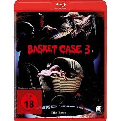 "DVD BLU RAY "" BASKET CASE 3 "" fsk18"