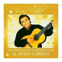 CD AL BANO CARRISI Buon Natale Ita TV SORRISI E CANZONI SIGILLATO