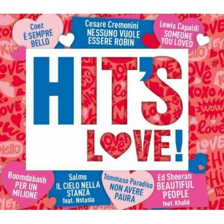CD HIT'S LOVE 2020 COMPILATION SAN VALENTINO