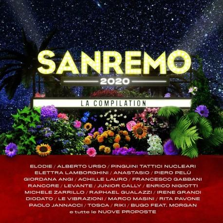 CD SANREMO 2020 - 2 CD COMPILATION