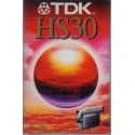 1 CASSETTA VHS-C TDK 30 MINUTI VERGINE VUOTA