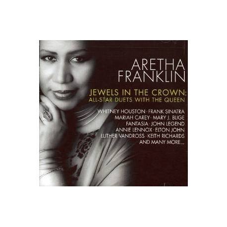 CD ARETHA FRANKLIN-JEWELS IN THE CROWN
