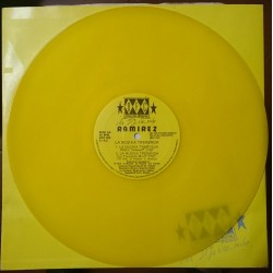 Ramirez ‎– La Musika Tremenda LP LIMITED EDITION (DISC YELLOW)