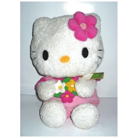 PELUCHE MAXI HELLO KITTY