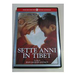 DVD SETTE ANNI IN TIBET