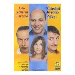 DVD CHIEDIMI SE SONO FELICE
