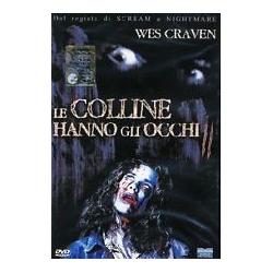 DVD LE COLLINE HANNO GLI OCCHI 2