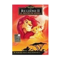 DVD IL RE LEONE 2