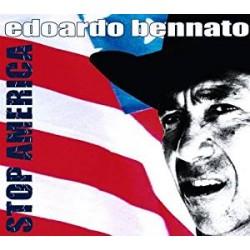 CD EDOARDO BENNATO-STOP AMERICA