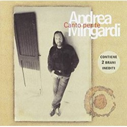 CD ANDREA MINGARDI-CANTO PER TE