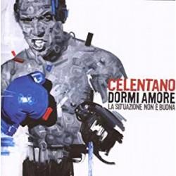 CD ADRIANO CELENTANO-DORMI AMORE LA SITUAZIONE NON E' BUONA
