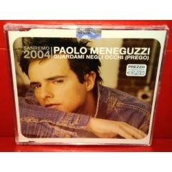 CD PAOLO MENEGUZZI-GUARDAMI NEGLI OCCHI