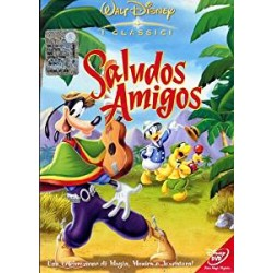 DVD SALUDOS AMIGOS